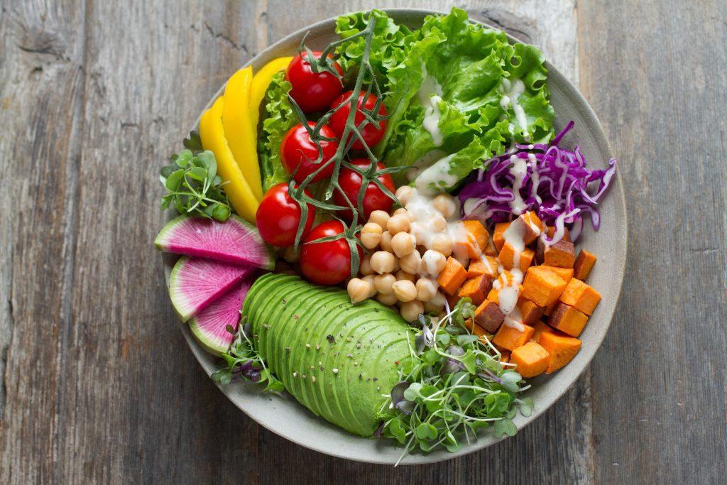 resto végétarien à Montpellier