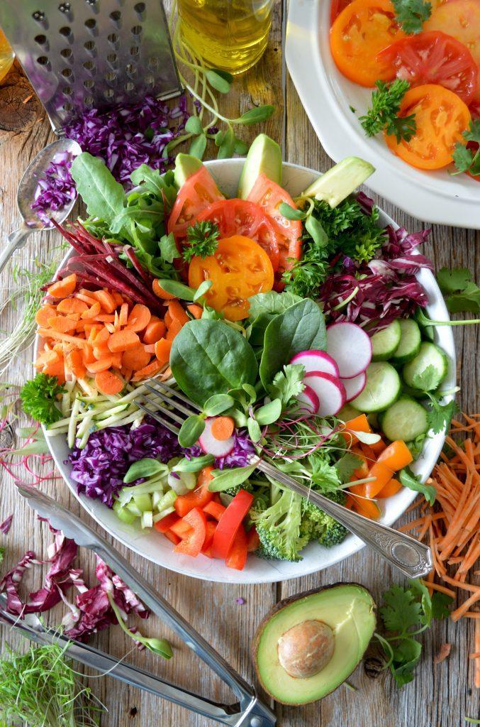 Salad bar - salade