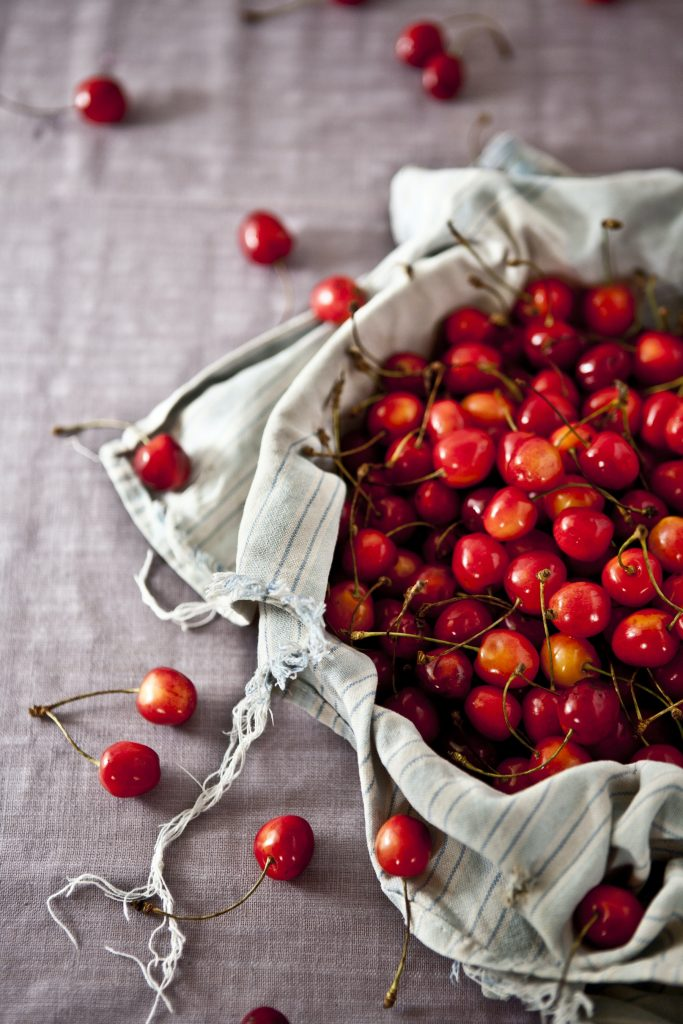 cerises - fruits de saison