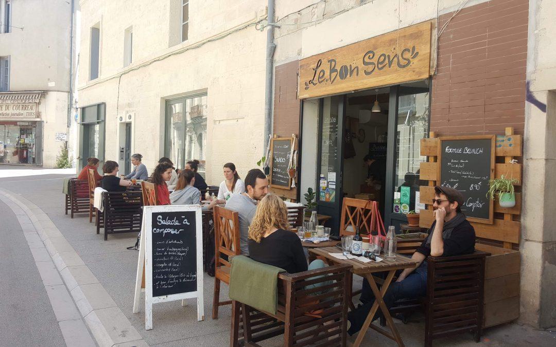 Réouverture du restaurant Le Bon Sens